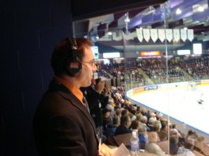 Broadcasting At 2009 Royal Bank Cup